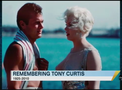 Remembering Tony Curtis
